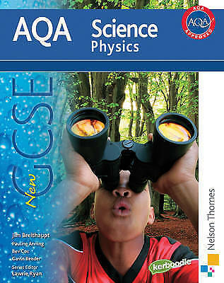 New AQA GCSE Physics (Aqa Science Students Book) by Breithaupt, Jim Paperback