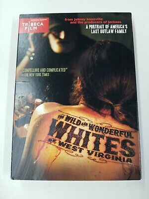 The Wild and Wonderful Whites of West Virginia (DVD, 2010)