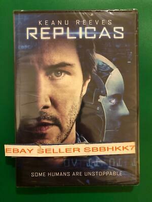 Replicas 2019 DVD Keanu Reeves AUTHENTIC Brand New Sealed Free Shipping no tax