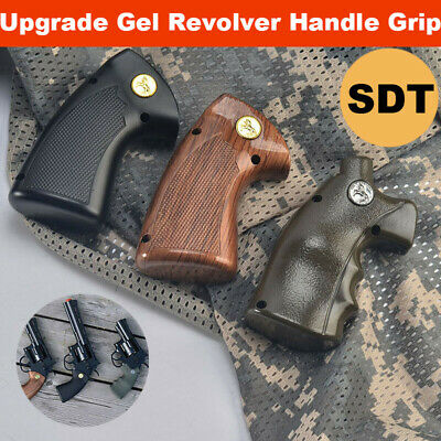 XYL Python 357 ZP-5 Gel Blaster Toy Gun Upgrade Gel Revolver Handle Grip/AU Part
