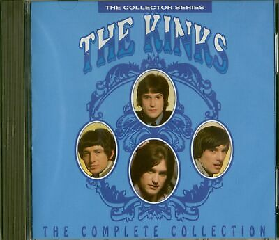 The Kinks - The Complete Collection (CD) - Beat 60s 70s