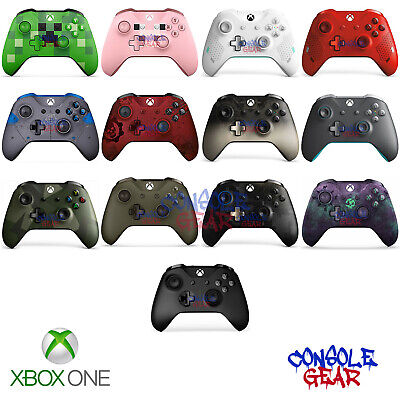Xbox One Official Microsoft Wireless Controller - Xbox One S 3.5mm LTD Editions