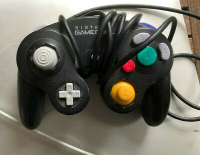 Official Nintendo gamecube controller genuine used tested working game cube