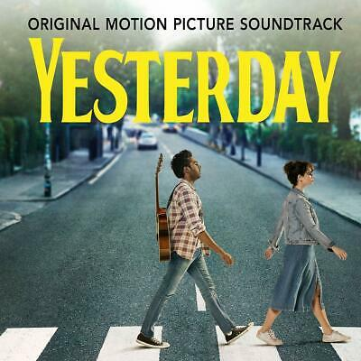 YESTERDAY (Original Motion Picture Soundtrack) (Himesh Patel) CD (2019)