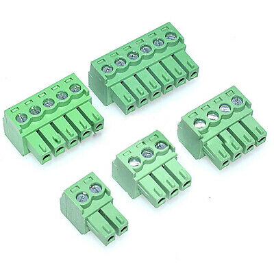 KF2EDG-3.81mm Pitch Plug-In PCB Screw Terminal Blocks Connector 2/3/4/5/6/8/10P