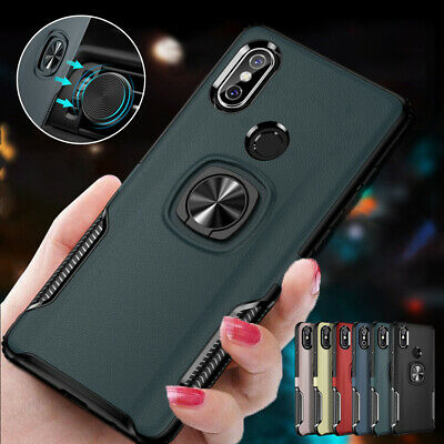 Fr Xiaomi Mi 6X A2 Redmi Note 7 Mi 9 SE Case Magnetic Hybrid Rugged Rubber Cover