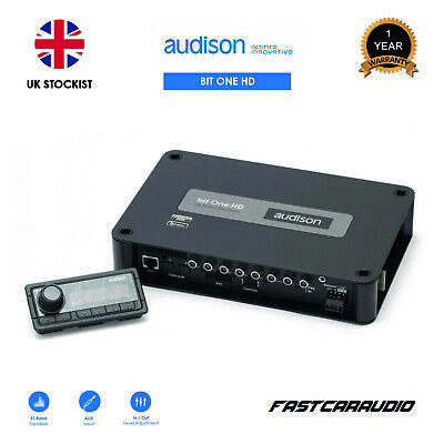 Audison Bit One Hd Multi Channel Oem Sound Processor For Hd Audio