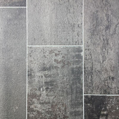 Piccadilly Stone 960M Heavy Duty Commercial Vinyl Flooring Remnant 3m x 2m
