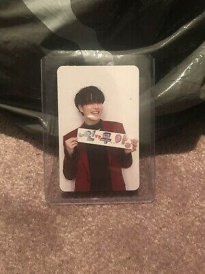 Got7 Yugyeom Album Photocard Official Ahgase Kpop BTS 7 For 7