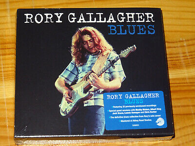 Rory Gallagher - Blues (Deluxe) / 3-Cd-Box 2019 Ovp! Sealed!