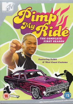 Pimp My Ride - The Complete First Season DVD - Brand New & Sealed