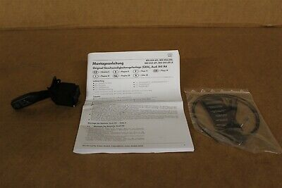 Audi A4 B6 Cruise Control System SEE NOTES IN LISTING 8E0054690 New Genuine Audi