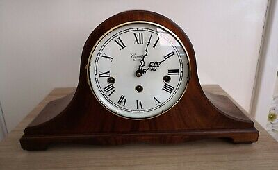 Comitti of London Napoleon 8 Day Chiming Clock  ***STUNNING***