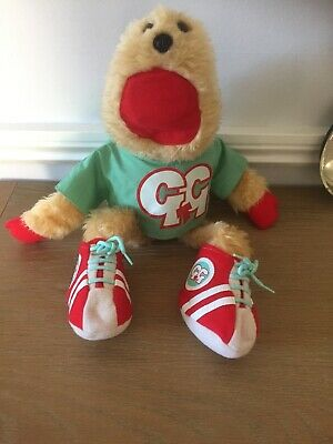 VINTAGE 80,s GORDON THE GOPHER HAND PUPPET BY TELITOY 17 Inches