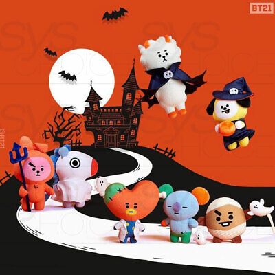 BTS BT21 Official Goods Standing Doll Halloween Ver.2 (Delivery from Mid-sep)