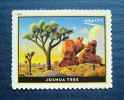 Sc # 5347 ~ $7.35 Joshua Tree Priority Mail Issue (df17)