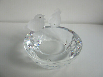 Swarovski Crystal Bird Bath