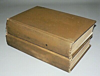 Antique 1907 Trial Of Charles Louis Tucker For Murder Of Mabel Page Vol. 1 & 2