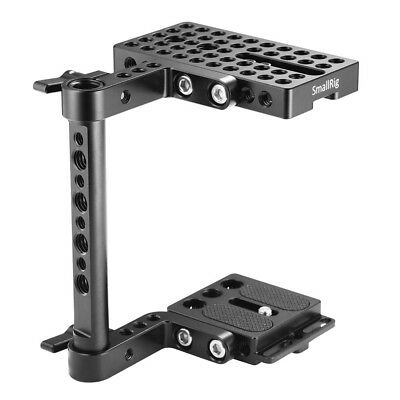 SmallRig Video DSLR Camera Cage VersaFrame Cage 1658 for Most Small Sized Camera