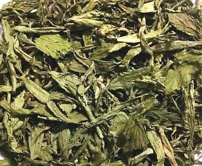 Organic Dried Stevia Leaves - Stevia rebaudiana - Apothecary Wicca Sweet Herb