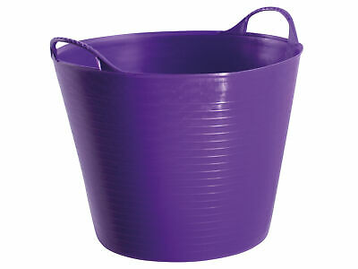 Red Gorilla Gorilla Tub 14 Litre Small - Purple GORTUB14PUR