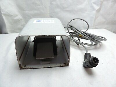 SLT Surgical Laser Technologies 0101-9860 Footswitch Classic III Linemaster