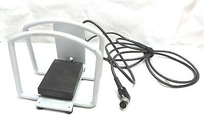 Steute KF 2S-MED Medical Foot Switch Pedal Footswitch with Shield