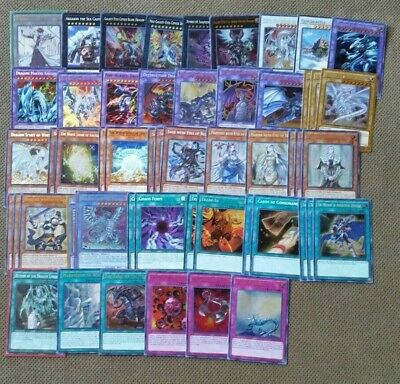 Blue-Eyes Chaos Max Dragon Deck Sage With Eyes of Blue Spirit Extra Deck
