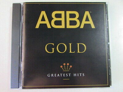 Abba Gold Greatest Hits 19 Trk 1992 Cd 314 517 007-2 Polydor Dancing Queen Vg+