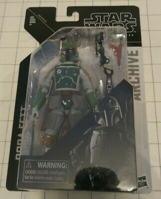 Star Wars Black Series Archive Boba Fett 6 inch Action Figure