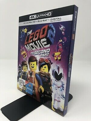 The LEGO Movie 2: The Second Part (4K Ultra HD + Blu-ray + Digital)