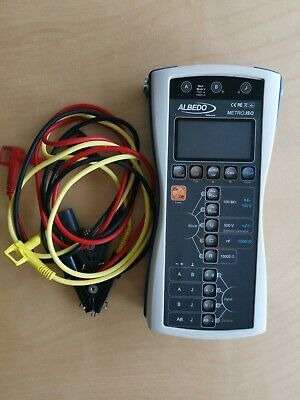 albedo telecom Metro.ISO  Insulation Measuring instrument Compliant with IEC6101