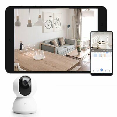 new Xiaomi Mi 360° Home Security Camera Global Upgraded Version 1080p HD