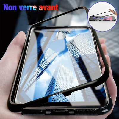 360° Magnetic Housse Coque Pour Apple iPhone & Samsung Galaxy A50 A70 & Huawei