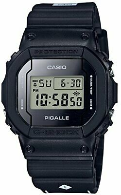 CASIO WATCH G-SHOCK PIGALLE TIE-UP MODEL DW-5600PGB-1JR MEN'S WITH TRAC... Japan