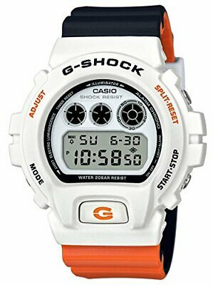 CASIO WATCH G-SHOCK DW-6900NC-7JF MEN'S WITH TRACKING Japan