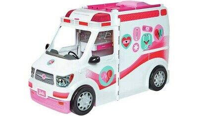 Barbie FRM19 Care Clinic Ambulance