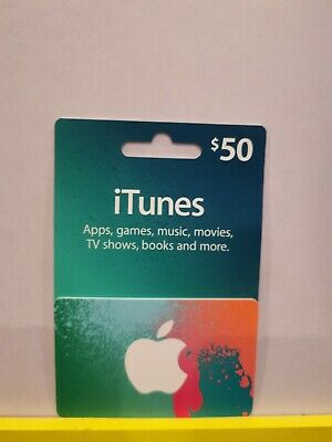 ITunes unused Gift Card EXPIRED Collector Only