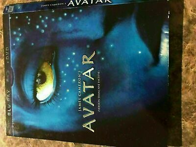 Avatar - Blu Ray Size - Slip Cover Only
