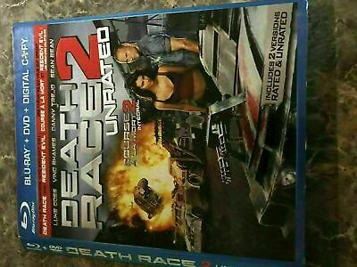 Death Race 2 - Blu Ray Size - Slip Cover Only