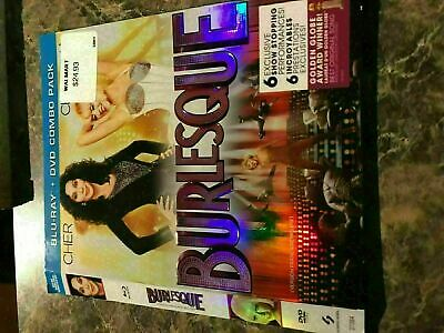 Burlesque - Blu Ray Size - Slip Cover Only