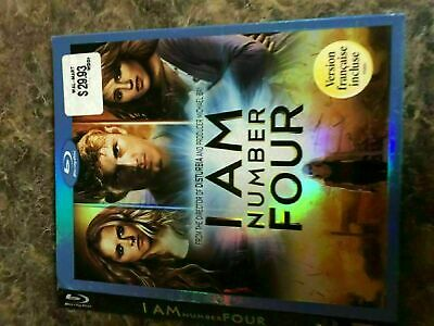 I Am Number Four 4 - Blu Ray Size - Slip Cover Only