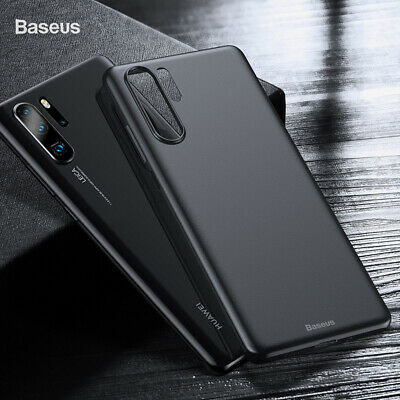 BASEUS Super Ultra Thin Slim PP Frosted Back Cover Case For Huawei P30 / P30 Pro