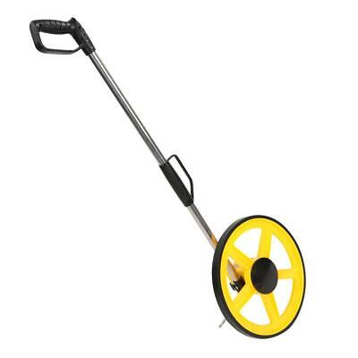 Distance Measuring Wheel with Stand Foldable in Bag Surveyors Builders Road Land