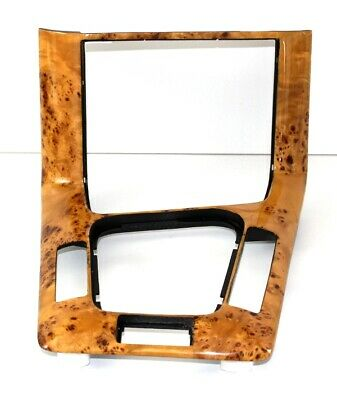 Popular Burl Wood Shifter Frame Bmw E36 New Right Hand Drive Rhd