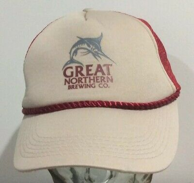 Great Northern Brewing Co Cap, Great Northern Brewing Co Cap,One Size Fits All