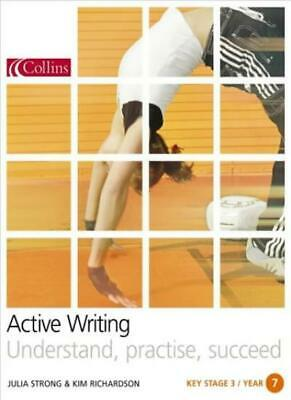 Active Writing - Student Book 1: Student Book Bk.1 By Julia Strong,Kim Richards