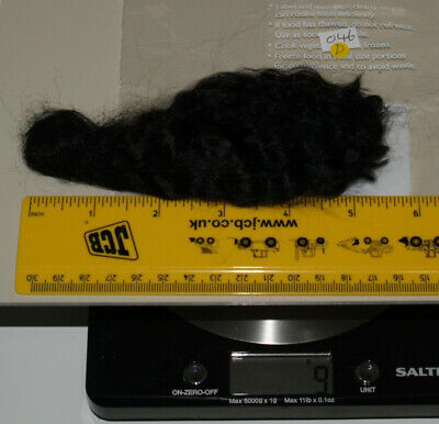 046D- 9g Beautiful Mohair, for fairy, doll wig making, puppet, ooak