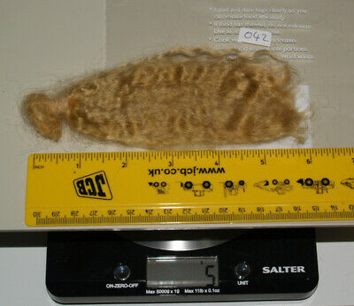 042- 5g Beautiful Mohair, for fairy, doll wig making, puppet, ooak