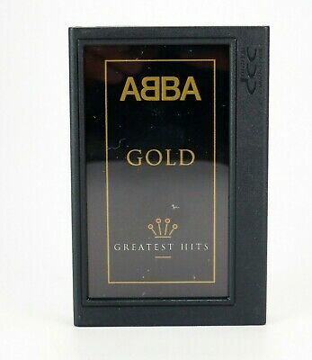 ABBA - Gold (Greatest Hits) 1992 - DCC Digital Compact Cassette